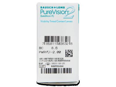 PureVision 2 (6leč) - Predogled lastnosti