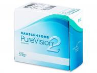 Kontaktne leče Bausch and Lomb - PureVision 2 (6leč)