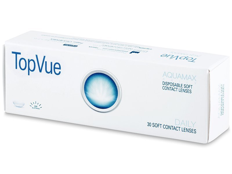 TopVue Daily (30leč) - Dnevne kontaktne leče