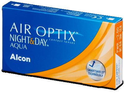 Air Optix Night and Day Aqua (3leče)